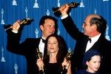Anna Paquin Photo - Academy Awards  Oscars L7831mf Sd0321 66th Annual Academy Awards Tom Hanksholly Hunter Anna Paquin and Tommy Lee Jones Photomichael FergusonGlobe Photos Inc