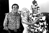 Burt Reynolds Photo - Jim Nabors Loni Anderson and Burt Reynolds in Stroker Ace Supplied by SmpGlobe Photos Inc