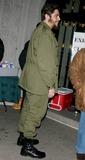 Ernesto Che Guevara Photo - Benicio Del Toro Filming Che About Cuban Revolutionary Ernesto Che Guevara on E79st and 5th Ave  New York City 01-24-2006 Photo by John Barrett-Globe Photosinc
