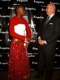 ARY GRANGER Photo - Esquire and Katie Couric Host Charity Fundraiser at the Esquire Apartment at Trump World Tower  New York City 10162003 Photo Bymitchell LevyrangefindersGlobe Photos Inc 2003 India Arie and David Granger