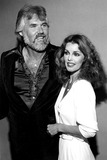 Kenny Rogers Photo - Kenny Rogers and Priscilla Presley at the Academy of Country Music Awards 1979 3313 R DominguezGlobe Photos Inc Priscillapresleyretro