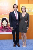 Amy Robach Photo - Andrew Shue and Amy Robach Attend the New York Premiere of He Named Me Malala the Ziegfeld Theater NYC September 24 2015 Photos by Sonia Moskowitz Globe Photos Inc