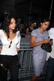 Michelle Rodriguez Photo - Mercedes-benz Fashion Week Tommy Hilfiger Fashion Show - Celebs at Hammerstein Ballroom New York City 09-12-2007 Photo by John Barrett-Globe Photosinc 2007 Michelle Rodriguez and Rosario Dawson