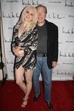 Nicole Miller Photo - Natasha Mccreas Evolution of a Love Addict Book Launch Cocktail Party Hosted by Chrystee Pharris Nicole Miller Store West Hollywood CA 10222014 Donna Spangler and Richard Benveniste Clinton H WallaceGlobe Photos Inc