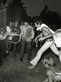 Desi Arnaz Photo - Desi Arnaz Jr Thalian Picnic Photo Nate CutlerGlobe Photos Inc