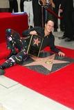 Harry Wayne Casey Photo - Kc  the Sunshine Band Honored a Hollywood Walk of Fame Star in Los Angeles CA Kc - Harry Wayne Casey Photo by Fitzroy Barrett  Globe Photos Inc 7-30-2002 K25712fb (D)