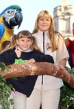 Terry Irwin Photo - Annual Macys Thanksgiving Day Parade Central Park West NYC 11-22-2007 Photo by Ken Babolcsay-ipol-Globe Photos Inc 2007 Bindi Irwin