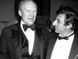 Jamie Farr Photo - Ex President Gerald Ford and Jamie Farr PhotoGlobe Photos Inc Geraldfordretro