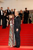 Ayda Field Photo - (l-r) Robbie Williams Ayda Field Premiere the Sea of Trees Cannes Film Festival 2015 Cannes France May 16 2015 Roger Harvey