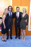 Amy Robach Photo - Elizabeth Shue Davis Guggenheim Andrew Shue Amy Robach Attend the New York Premiere of He Named Me Malala the Ziegfeld Theater NYC September 24 2015 Photos by Sonia Moskowitz Globe Photos Inc
