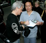 Air Supply Photo - Air Supply Leaving the Regis and Kelly Show  New York City 10-04-2005 Photo by Bruce Cotler-Globe Photosinc Russell Hitchcock