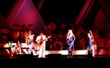 ABBA Photo - Phto Mark Roth  Globe Photos Inc Abba Stagebandreq