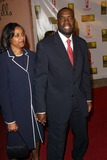 Antwone Fisher Photo -  8th Annual Critics Choice Awards at the Beverly Hills Hotel Beverly Hills CA 1172003  Photo by Fitzroy Barrett  Globe Photos Inc 2003 Antwone Fisher and Wife
