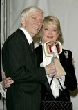 Aaron Spelling Photo - Aaron Spelling and Wife Candy - 2005 Tv Land Awards - Press Room - Barker Hanger Santa Monicaca - 03-13-2005 - Photo by Nina PrommerGlobe Photos Inc2005