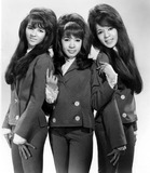 The Ronettes Photo - The Ronettes Photo by SmpGlobe Photos Inc