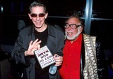 Al Goldstein Photo - Richard Belzer_al Goldstein K26453rm Sd0926 Ratso Sloman Book Party on the Road with Bob Dylan at the Spa in New York City Photo Byrick MacklerrangefinderGlobe Photos Inc
