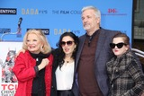 Nick Cassavetes Photo - Gena Rowlands Honored with Handfootprint Ceremony at the Tcl Chinese Theatre Imax Hollywood CA 12052014 Gena Rowlands Zoe Cassavetes and Nick Cassavetes Clinton H WallaceipolGlobe Photos Inc