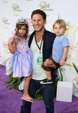 Tinker Bell Photo - Mark Feuerstein Kids Actor Picnic-in-the-park Premiere of Tinkerbell La Cienega Park Beverly Hills 08-28-2010 Graham Whitby Boot-allstar - Globe Photos Inc