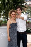 Alison Lohman Photo - Actors Alison Lohman and Justin Long Pose Before the Press Conference of Drag Me to Hell During the 2009 Cannes Film Festival at Palais Des Festivals Cannes France on May 21th 2009 Photo by Alec Michael-Globe Photos