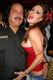 Jessica James Photo - Traci Bingham Website Launch Party at the Spider Club Hollywood CA 101304 Photo by ClintonhwallaceipolGlobe Photos Inc 2004 Ron Jeremy and Jessica James