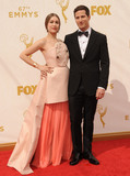 Andy Samberg Photo - Andy Samberg Joanna Newsom attending the 67th Annual Primetime Emmy Awards - Arrivals Held at the Microsoft Theater in Los Angeles California on September 20 2015 Photo by D Long- Globe Photos Inc