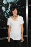 Aaron Yoo Photo - Aaron Yoo attending the Los Angeles Special Screening of Final Destination 5 Held at the Graumans Chinese Theatre in Hollywood California on 81011 Photo by D Long- Globe Photos Inc