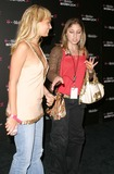 Amy Zvi Photo - Amy Zvi (Publicist) with Nichole Richie - T-mobile Sidekick Ii Launch Party - Rooftop Parking Lot the Grove Los Angeles CA - 08042004 - Photo by Nina PrommerGlobe Photos Inc2004