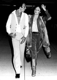 Victor Drai Photo - Jackie Bisset Arrives in Los Angeles and Met by Victor Drai After Filming in Europe 3-1978 Photo by Errol Waltzer-Globe Photos Inc