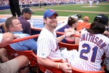 Carly Smithson Photo - American Idol Winner David Cook Takes Batting Practice at Shea Stadium Queens New York 08-07-2008 David Cook and Carly Smithson Photo by Barry Talesnick-ipol-Globe Photos Inc