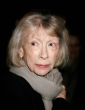 Joan Didion Photo - Hbo Presents New York Premiere of John Adams Museum of Modern Art NYC March 3 08 Photos by Sonia Moskowitz Globe Photos Inc 2008 Joan Didion