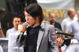 Arnel Pineda Photo - Ross Valory of Journey Journey Concert at NBC Today Show at Rockefeller Plaza 7-29-2011 Photo by John BarrettGlobe Photos Inc