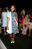 Angela Simmons Photo - Vivienne Tam Fashion Show Ss 15 Mercedes Benz Fashion Week Lincoln Center NYC September 7 2014 Photos by Sonia Moskowitz Globe Photos Inc 2014 Angela Simmons