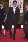 Dev Patel Photo - Dev Patel Arrives on the Red Carpet to the 70th Golden Globe Awards at the Beverly Hilton Hotel on January 13 2013 in Beverly Hills CA Photos by Joe White-Globe Photos Inc