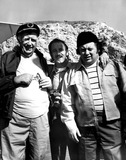 Andy Devine Photo - Andy Devine Bob Noble and Marty Feldman at Marineland of the Pacific So California Supplied by Bob NobleGlobe Photos Inc