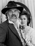 Lee Purcell Photo - Kenny Rogers with Lee Purcell in Kenny Rogers As the Gambler Supplied by Cbs-Globe Photos Inc Tv-film Still