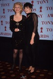 Liza Minnelli Photo - Susan Stroman with Liza Minnelli at 92 Tony Awards 1992 A9211 Photo by Adam Scull-Globe Photos Inc