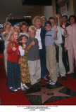 Gloria Stuart Photo - Gloria Stuart Honored with a Star on the Hollywood Walk of Fame Gloria Stuart  Her Grandchildren Photo by Fitzroy BarrettGlobe Photos Inc 9-27-2000