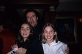 Armand Assante Photo - Armand Assante with Daughters Jekyll and Hyde Club Opening 1995 K0349rh Supplied by Globe Photos Inc