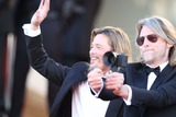 Andrew Dominik Photo - Actor Brad Pitt (L) and Director Andrew Dominik Arrive at the Premiere of Killing Them Softly During the 65th Cannes Film Festival at Palais Des Festivals in Cannes France on 22 May 2012 Photo Alec Michael Photo by Alec Michael-Globe Photos Inc