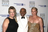 Emme Aronson Photo - 13 March 2008 - New York NY USA - Melanie Mclaughlin Montel Williams and Emme Aronson attend Montel Williams MS Foundation Gala and Pro-Celebrity Poker Challenge presented by Continental Airlines at Cipriani 42nd St  The fundraiser evening is set in a roaring 20s Speakeasy themed room  and benefits The Montel Williams MS Foundation  Photo Credit  Anthony G Moore-Globe Photos Inc  2008Melanie McLaughlin Montel Williams Emme AronsonK56944AGM
