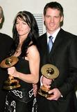 Ben Browder Photo - Annual Saturn Awards - Press Room - Universal Hilton Hotel Hollywood CA - 05-03-2005 - Photo by Nina PrommerGlobe Photos Inc2005 - K42956np Claudia Black Ben Browder