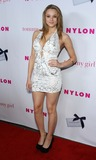 Hunter King Photo - Hunter King attends Nylon Young Hollywood Issue Celebration on the 9th May 2012 at the the Roosevelt HotelhollywoodcausaphototleopoldGlobephotos