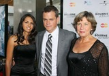 Nancy Carlsson-Paige Photo - Luciana Barroso Matt Damon Nancy Carlsson Paige Actor Wife  His Mother  the Bourne Ultimatum  World Premiere at the Arclight Theatre Los Angeles  CA 07-25-2007 Photo by Graham Whitby Boot-allstar-Globe Photosinc