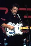 Waylon Jennings Photo - Waylon Jennings Photo by Roger GlazerGlobe Photos Inc