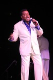 Little Anthony Photo - Richard Naders 20th Anniversary Doo-wop Reunion Izod Center New York 06-13-2009 Photo by Mark Kasner - Globe Photos Inc 2009 Little Anthony