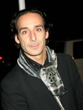 Alexandre Desplat Photo - Girl with a Pearl Earring LA Premiere the Academy of Motion Pictures Arts  Sciences Samuel Goldwyn Theater Beverly Hills California 121003 Ed GelleregiGlobe Photos Inc 2003 Alexandre Desplat (Composer)