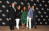 Andrew Leeds Photo - Sam Mcmurrayterri Hoyos Cristela Alonzo Carlos Ponce Andrew Leeds attending the 2014 Television Critics Association Summer Press Tour - Disneyabc Television Group Held at the Beverly Hilton Hotel in Beverly Hills California on July 15 2014 Photo by D Long- Globe Photos Inc
