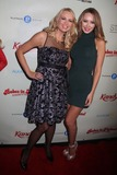 Tiffany Toth Photo - Babes in Toyland 6th Annual Red Carpet Charity Toy Drive W Hollywood Hollywood CA 12112013 Irina Voronina and Tiffany Toth Clinton H Wallace-Globe Photos Inc