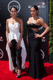 Brie Bella Photo - Nikki Bella and Brie Bella Attend the 2015 Espys on July 15th-2015 at the Microsoft Theater in Los AngelescaliforniausaphotoleopoldGlobephotos