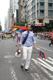 Anthony Weiner Photo - Pride and Heritage Parade in NYC Bruce Cotler 2013 Disgraced Congressman Anthony Weiner Running For NYC Mayor Photo Bruce Cotler - Globe Photos Inc